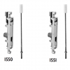 Flush Bolts 1550 and 1551