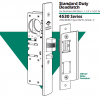 Adams Rite - 4530 Series Deadlatch