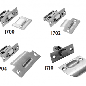 Don-Jo - Roller Latches 1700,  1702, 1704 and 1710