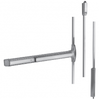 50 Series Narrow Stile Surface Vertical Rod Device