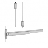 3327A-F and 3527A-F Fire Exit Surface Mounted Vertical Rod Device