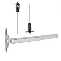 3347A-F and 3547A-F Fire Exit Concealed Vertical Rod Device