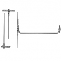 5547WDC-F Fire Exit Concealed Vertical Rod Devices