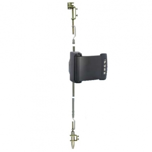 Adams Rite - 4781 Two-Point Deadlatch with Paddle