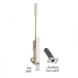 Ives - FB32 and FB33 Top Bolt with Auxiliary Fire Latch